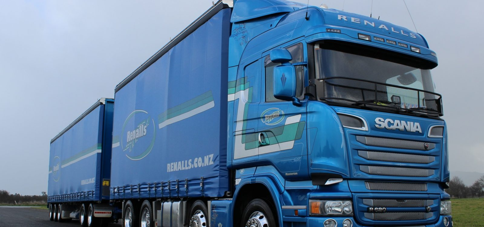 Renalls Masterton |Bulk Transport Solutions New Zealand Wide - Bulk